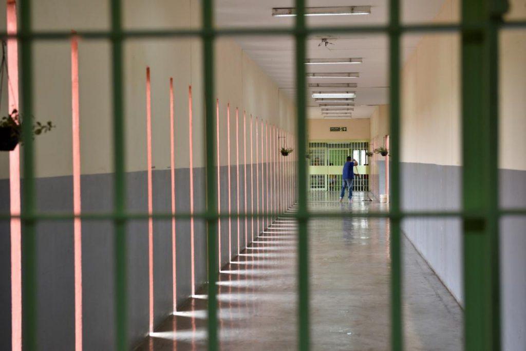 Imagen de un centro penitenciario.