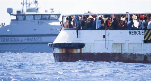 Las personas rescatadas llevan 17 días a bordo del Open Arms.