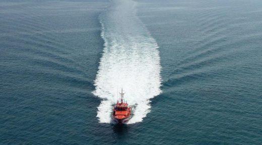 Imagen del Salvamar Antares (Foto: Salvamento Marítimo)