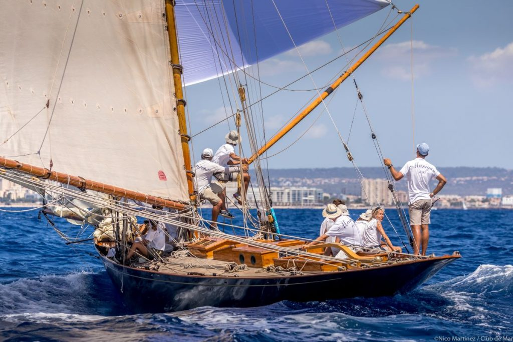 El Marigan llega como favorito a la regata de Maó