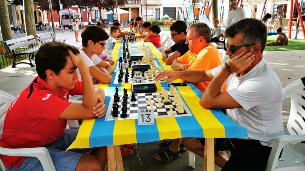 Este torneo es una cita imprescindible durante las fiestas de Alaior