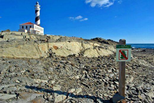 Faro de Favàritx al que se podrá acceder en autobús desde Maó