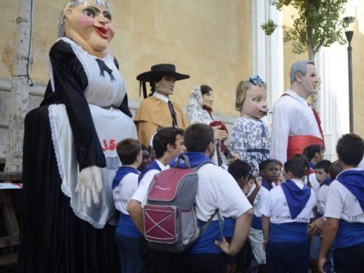 (Fotos) La fiesta se anima en Maó