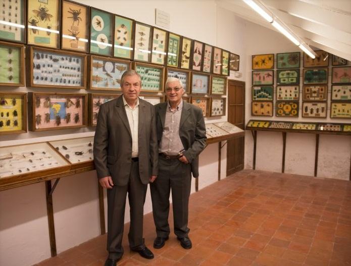 Imagen de los hermanos Carreras Torrent en la web de Binissuès