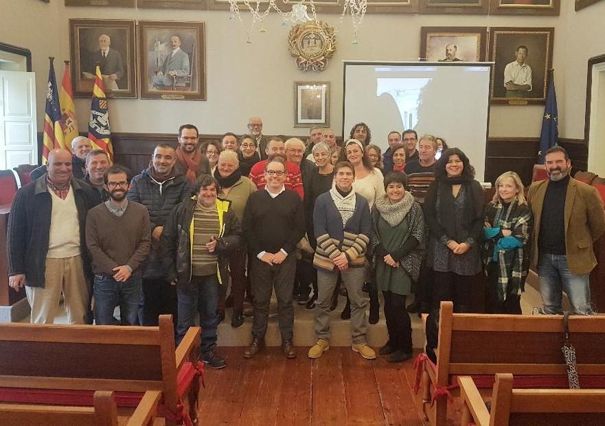 Imagen de uno de los programas que se ha llevado a cabo en el Ayuntamiento de Maó en 2019