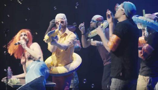 Imagen del vídeo promocional de Guillem Albà & La Marabunta