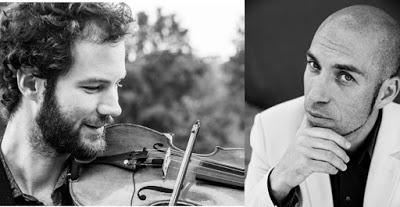 Piano y violín, un dúo con músicos de gran talento