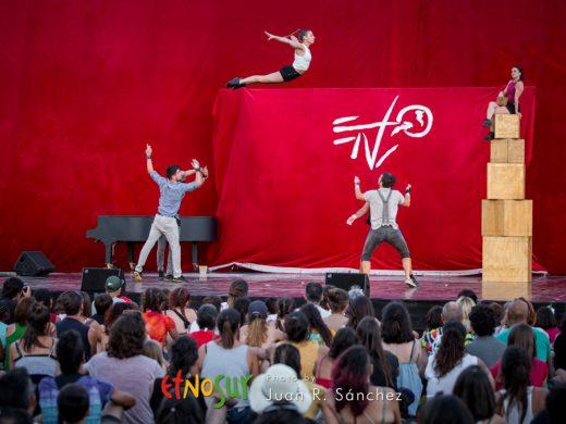 Llega el Festival del Circo Acirkaos