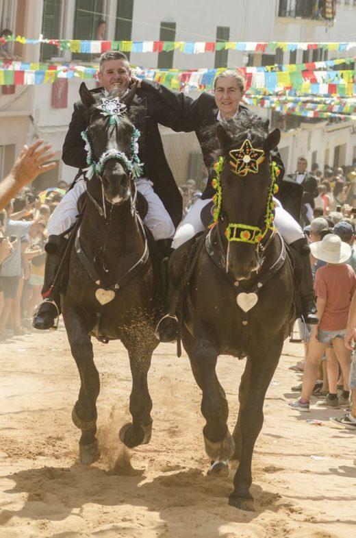 Ferreirs, como el resto de pueblos de Menorca, suspendió todos los actos festivos por la pandemia