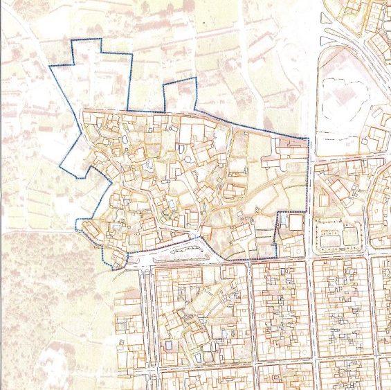 Plano de Binifadet