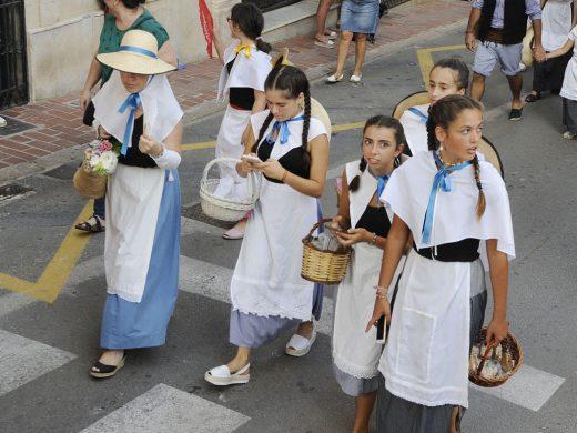 (Galería de fotos) Maó sale de Romería hasta la ermita de la Verge de Gràcia