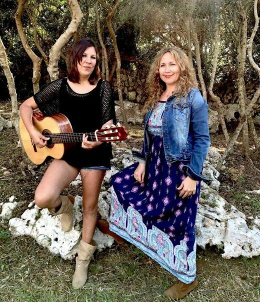 Imagen promocional del dueto.