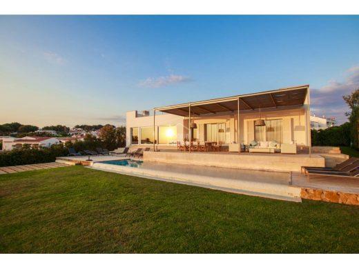 (Fotos y vídeo) La increíble casa de Binibeca