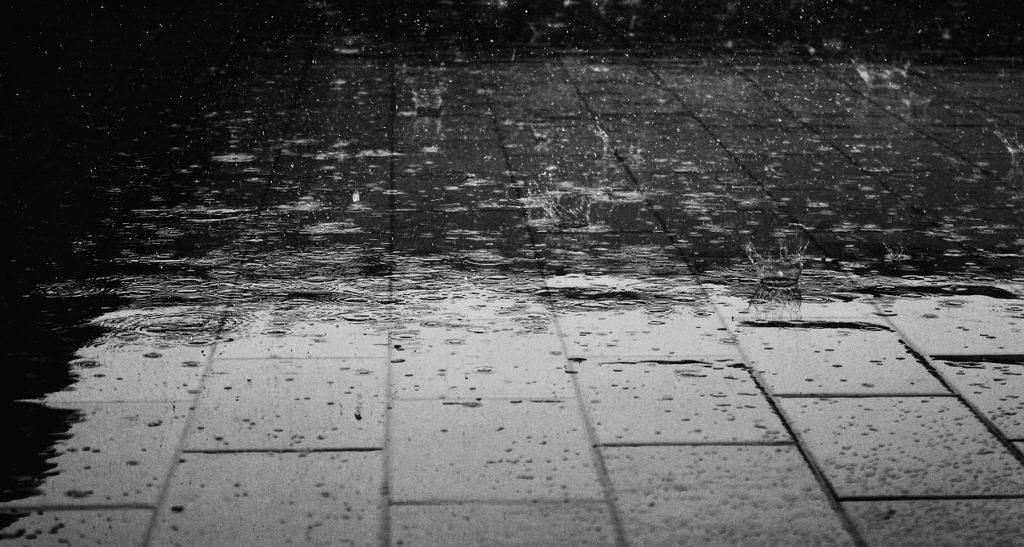 Las lluvias han rfrescado el ambiente y las temperaturas no subirán de 24 grados