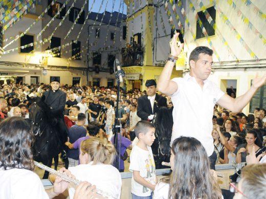 (Fotos) Gran jornada festiva en el primer día de Sant Cristòfol 2019