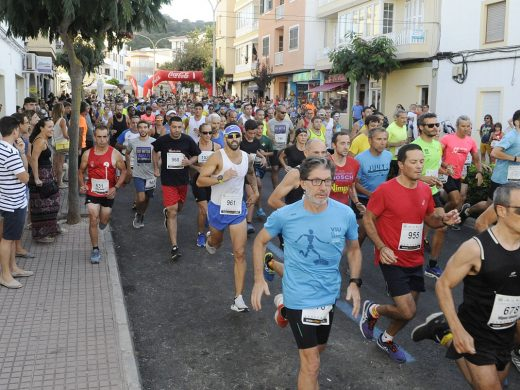 Xavi Cubas y Maria Pallicer se imponen en Ferreries