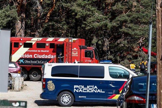 Un vecino se puso este martes en contacto con la Policía Nacional y les comunicó que el día 24 había hablado con Blanca y ésta le había dicho que subiría al Pico de la Peñota.