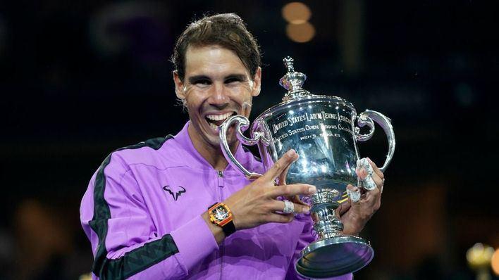 """Rafa Nadal ha vivido una noche muy emocionante y dura, casi """"agónica"""" como él mismo ha dicho (Foto: Mallorcadiario)"""