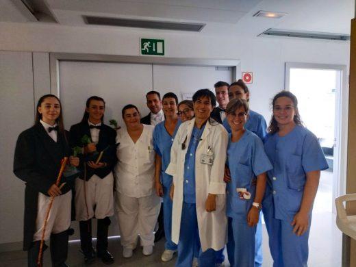 (Fotos) Las fiestas de Gràcia llegan al Mateu Orfila