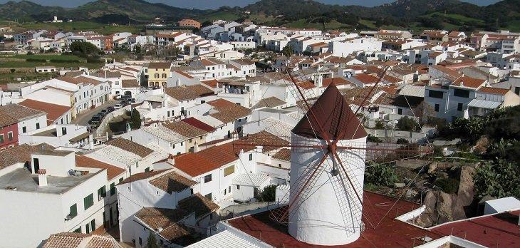 Imagen del municpio (Foto: Ajuntament d'Es Mercadal)