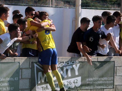 (Fotos) Histórico primer triunfo del Atlético Villacarlos