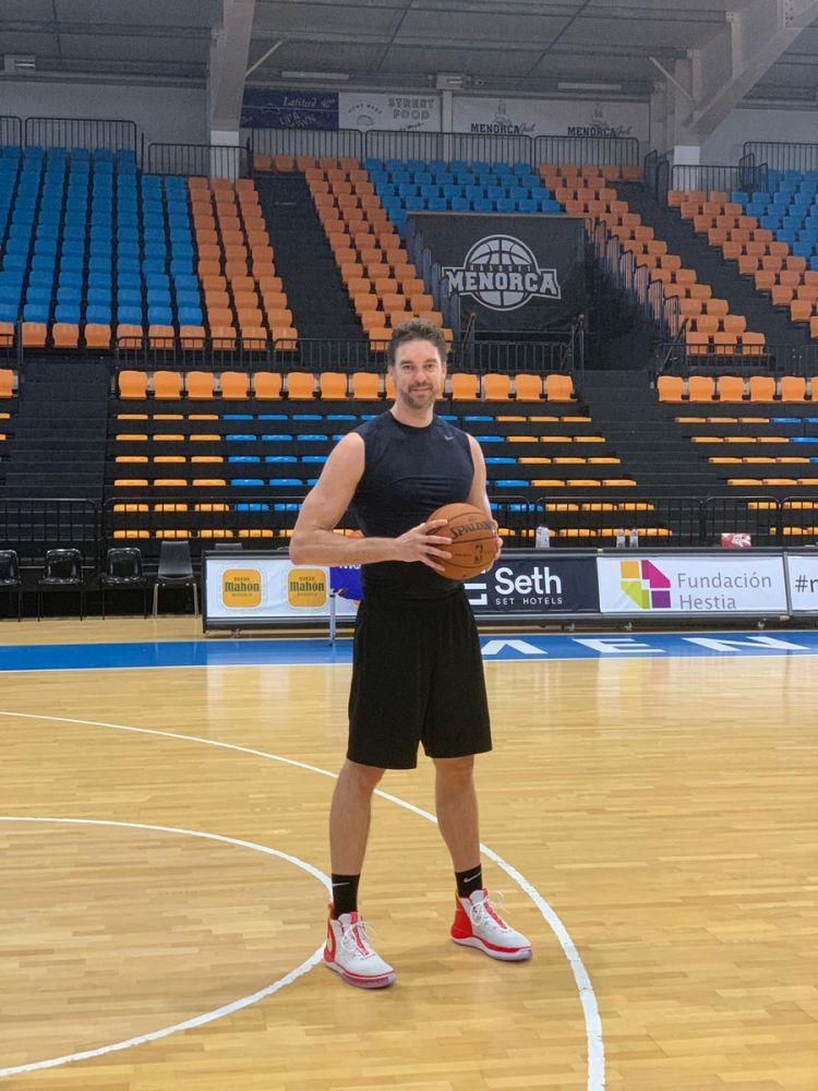 preparando la temporada NBA.