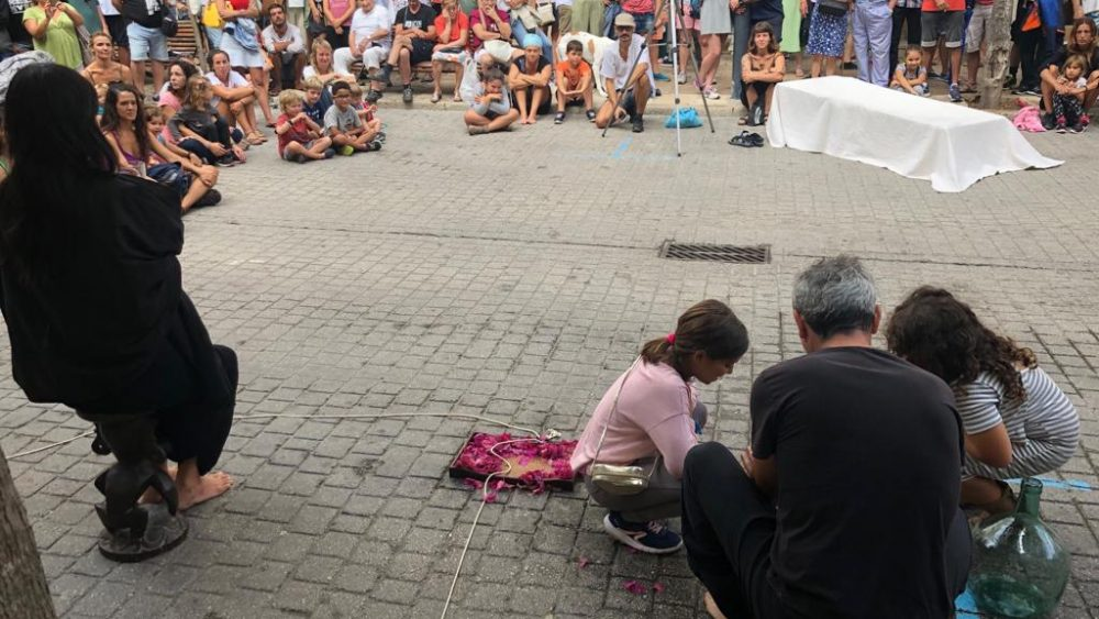 Numeroso público ha seguido la jornada (Fotos: Tolo Mercadal)