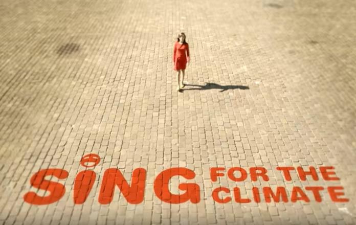 Imagen del vídeo con el que la Plataforma anima a participar