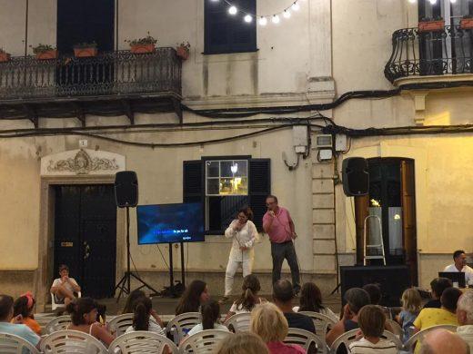 (Galería de fotos) Espectacular final de las noches de karaoke en Alaior