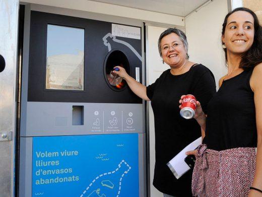 (Vídeo y fotos) Menorca apuesta por el reciclaje
