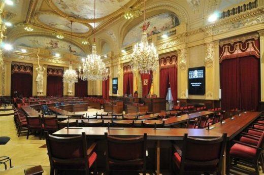 Parlament balear (Foto: mallorcadiario.com)