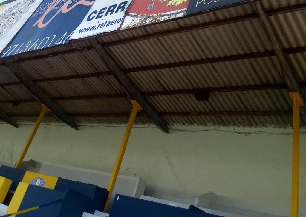 Techo de San Carlos.