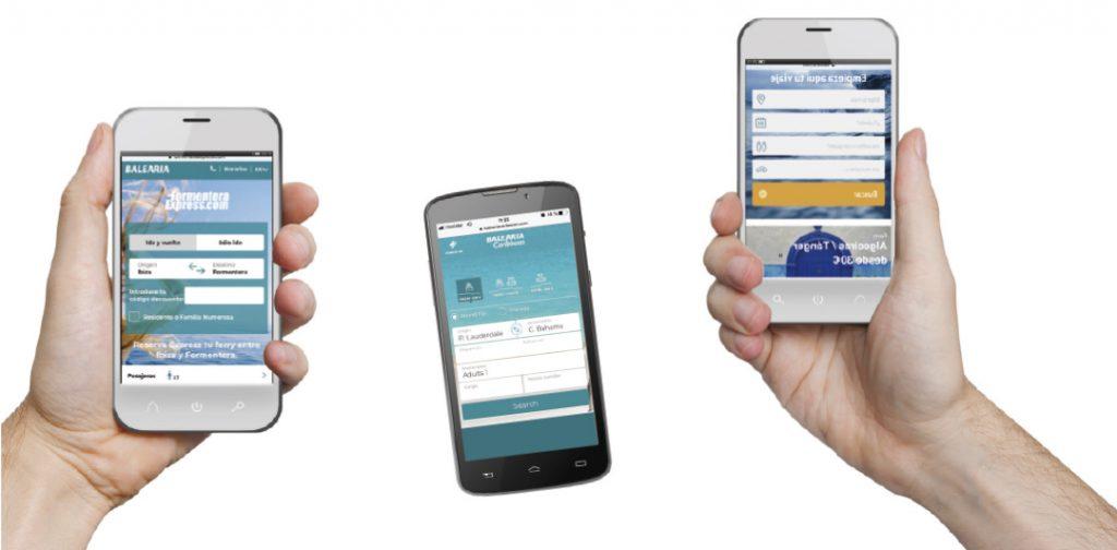La empresa ha incorporado la aplicación en el proceso de venta con el fin de facilitar las reservas de sus clientes.