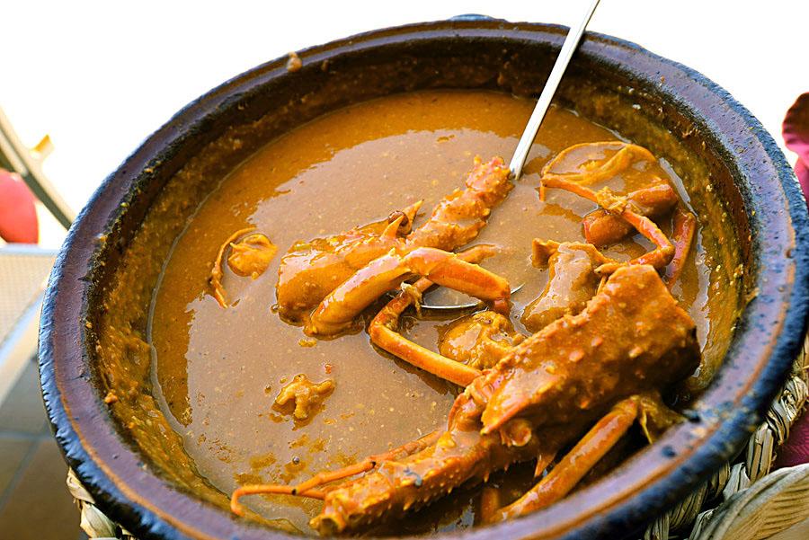Una de las recetas más tradicionales de la gastronomía menorquina.