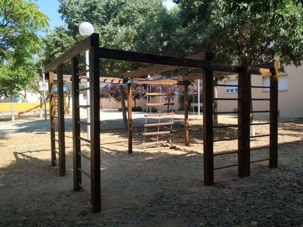 Parque infantil de Ciutadella
