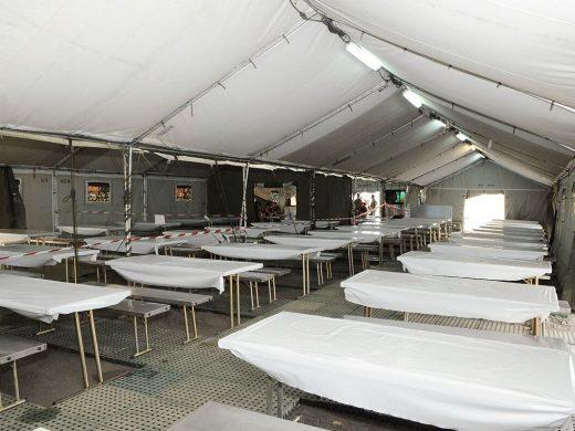 """(Fotos) La OTAN en una """"operación de respuesta de crisis"""" en Menorca"""