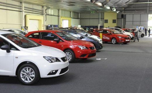 Los concesionarios de vehículos quieren un plan urgente de rescate