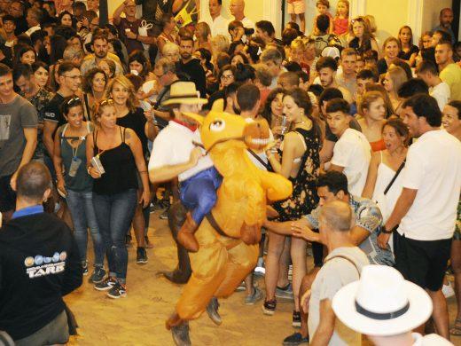 (Fotos Vídeo) Fiesta grande en Maó