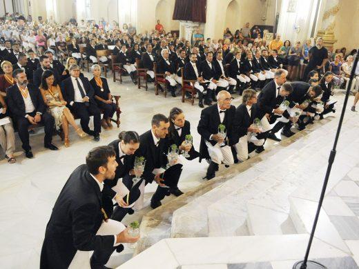 (Fotos) Máximo respeto y devoción por la Mare de Déu de Gràcia