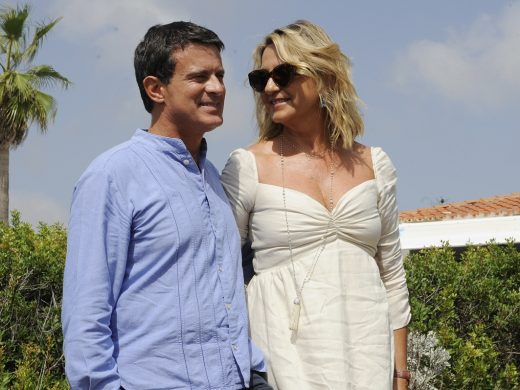 (Fotos) Punto final a la boda Valls-Gallardo