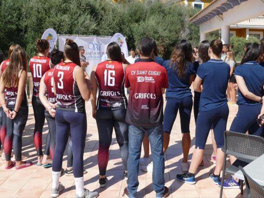 Vuelve el voleibol a Ciutadella