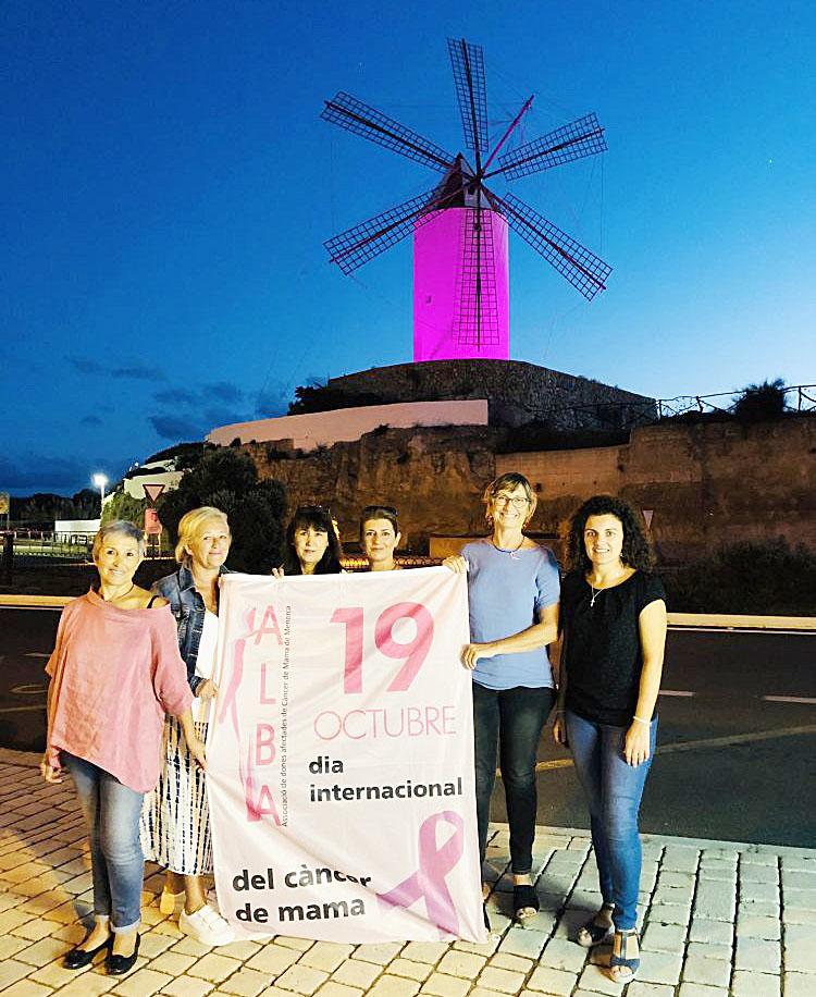 Anoche se inauguró esta iniciativa de Es Castell