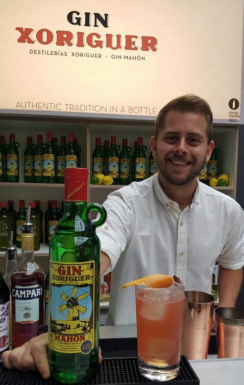 Gin Xoriguer, en Alemania (Foto: Gin Xoriguer)
