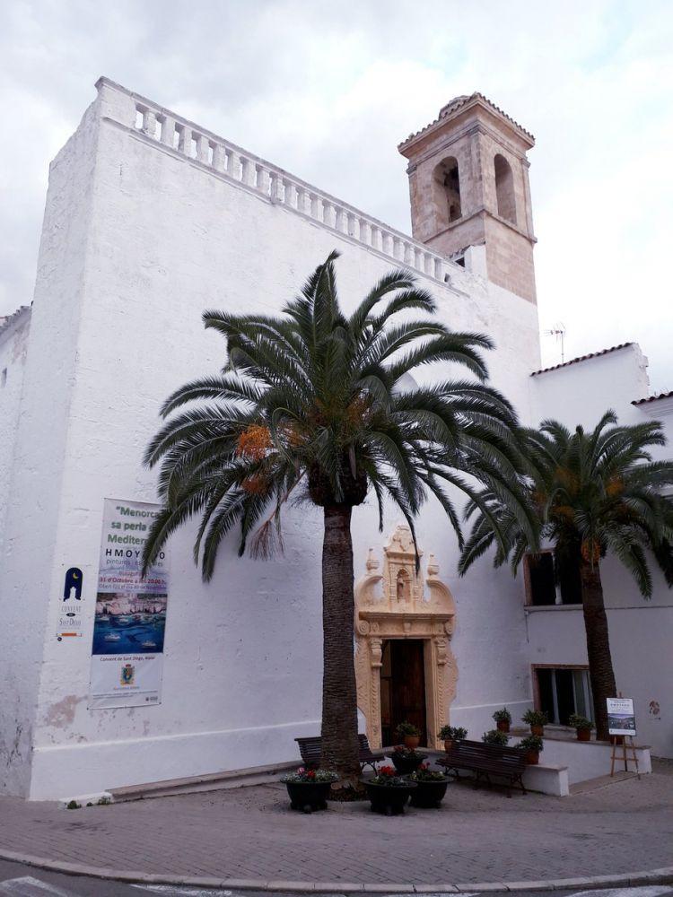 Convent de Sant Diego.