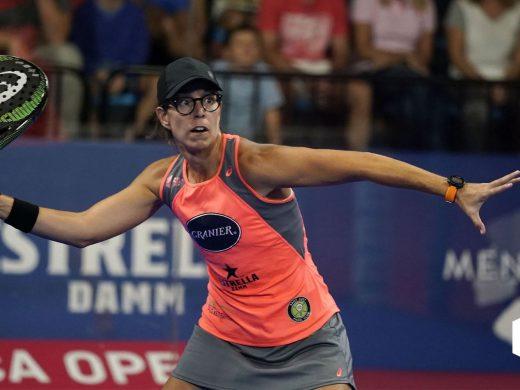 (Vídeo y fotos) Gemma Triay, a semifinales