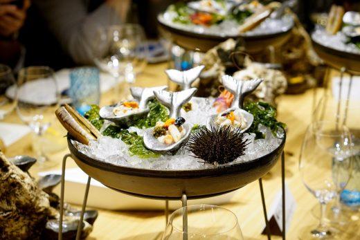 Uno de los platos del menú (Fotos: Consell)