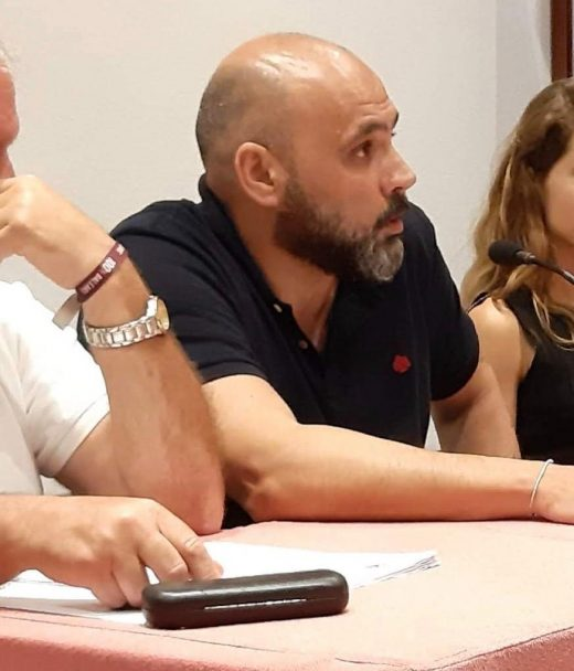 De Diego es el único concejal de Ciudadanos en Sant Lluís en Sant Lluís.