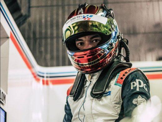 (Galería de fotos) Faust Salom sube al podio en Monza