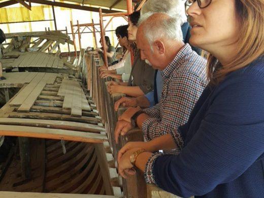 La Valldemossa será restaurada y expuesta en el Museo Marítimo de Mallorca