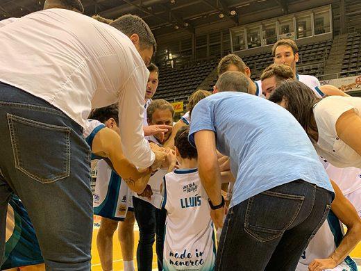 (Fotos) El Hestia Menorca aprueba con nota su asignatura pendiente